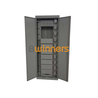 BWINNERS SJ-ODF-02 Fiber Optic Distribution Frame ODF 648 Fibers