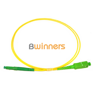 BWINNERS LC/APC- SC/APC Simplex SM 2.0MM Fiber Optic Patch Cord / Patchcord Jumper Cable Pigtail