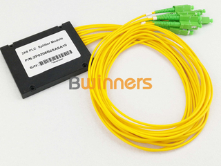 BWINNERS BWN-PLC-CT-2X8 Cassette Type 2x8 PLC Splitter, with SC/APC Connector