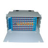 BWINNERS SJ-ODF-96 96 Port Rack Mount Fiber Optic Patch Panel Unit Box 19 Inch Fiber Optic ODF