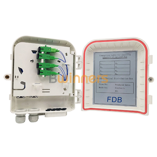 BWINNERS SJ-ODB-SK03-C 8 Core SC/LC Duplex Fiber Optics Distribution Box
