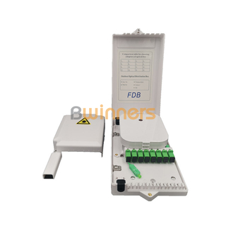 New Type 8 Cores FTTH Fiber Optic Distribution Access Terminal Box