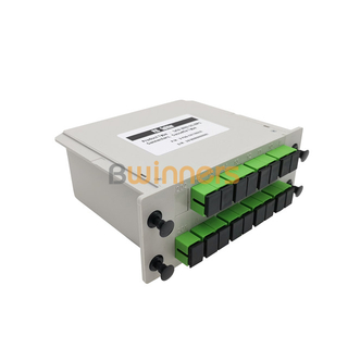 BWINNERS BWN-PLC-IM-1X16 Insertion Module 1x16 PLC Splitter, with SC/APC Connector