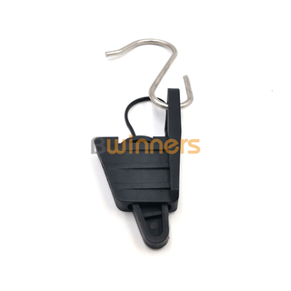 BWINNERS FACH-BW-12 FTTH Plastic Fiber Optic Drop Wire Suspension Clamp